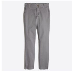 J. Crew Frankie Chino Pants